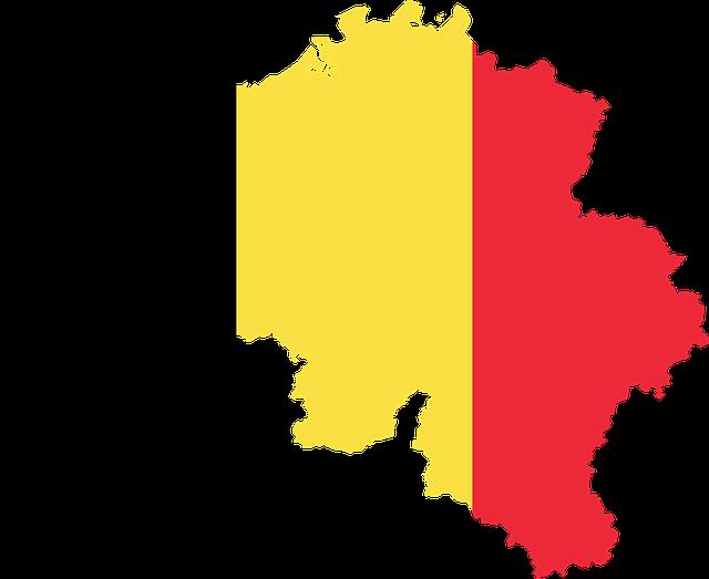 Waar in Belgie woont u?