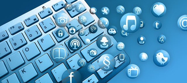 Toetsenbord met internetopties