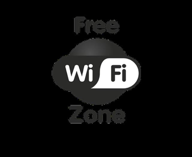 Gratis wifi hotspots zijn tegenwoordig steeds meer beschikbaar